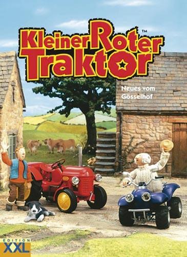 Kleiner roter Traktor – Neues vom Gösselhof