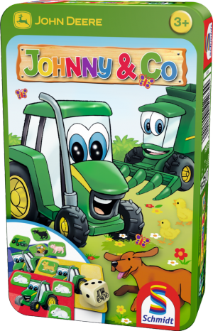 John Deere Johnny & C0.