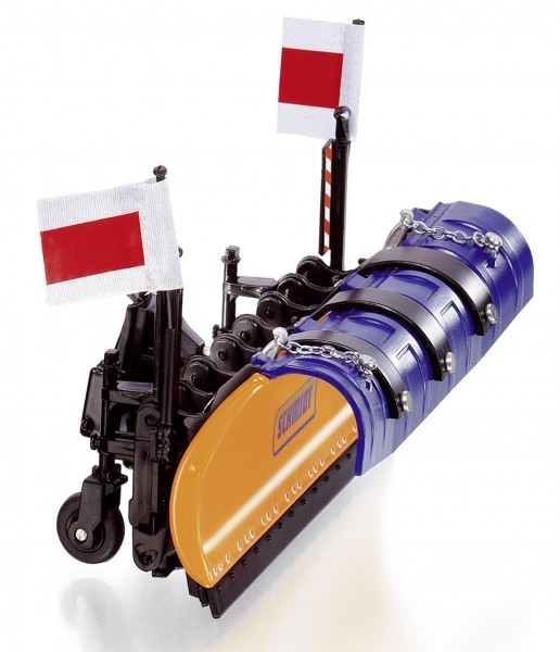 Aebi Schmidt Schneepflug Tarron MS 32.1 Modell von WIKING 1:32