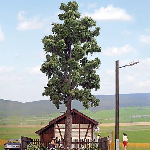 Laubbaum dunkelgrün 32 cm Modell von Busch 1:45