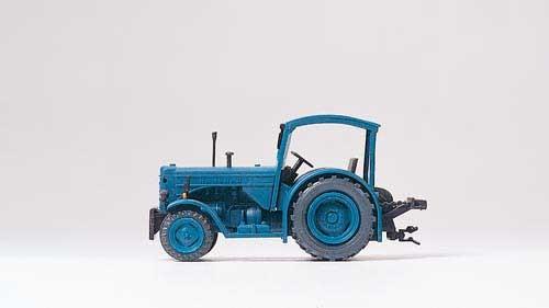 Hanomag R 55 Forstwirtschaft mit Seilwinde (Fertigmodell) Modell von Preiser 1:87