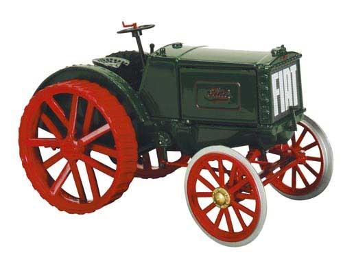 """Fiat 702 """"Der 1. Fiat Traktor"""" gebaut von 1919 - 1924 Modell von Replicagri 1:32"""