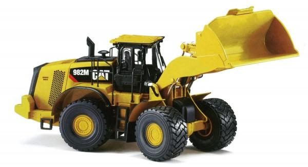 CAT 982M Radlader Modell von DieCast Masters 1:50