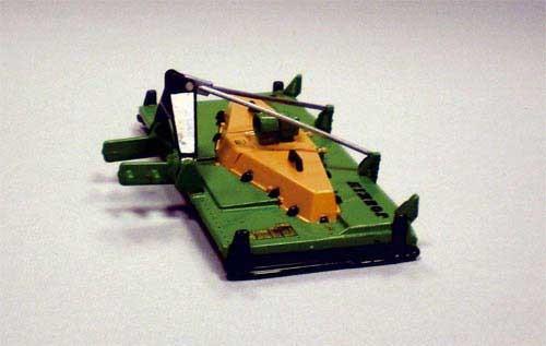 Joskin Mulcher TR 270 C3 Modell von ROS 1:32