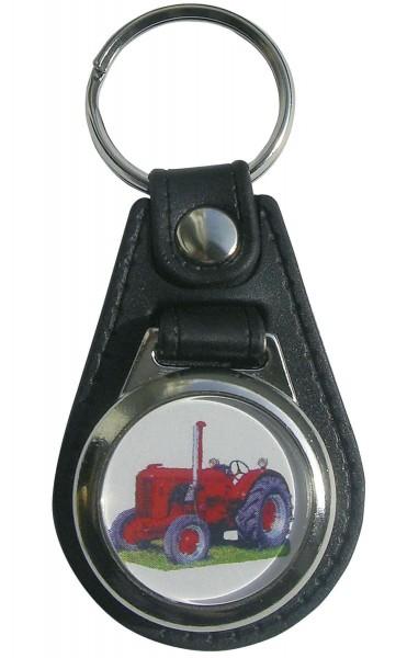 Schlüsselanhänger Case DEX mit Einkaufswagen-Chip Modell