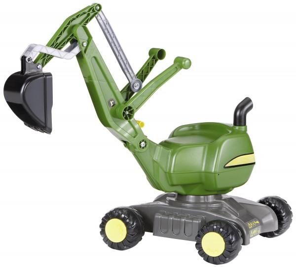 John Deere Bagger mit Rädern von rolly toys