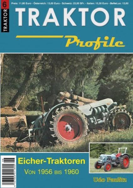 Traktor Profile 6 Eicher Traktoren von 1956-1960 Teil 2