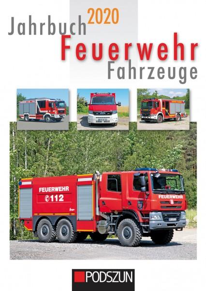 Jahrbuch Feuerwehr 2020