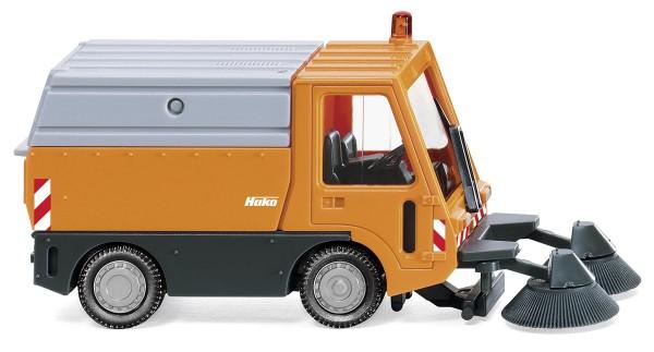 Hako Citymaster 1750 Kehrmaschine Modell von WIKING 1:87
