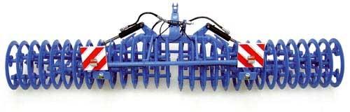 Frontpackerwalze Lemken VarioPack FEP K 600-90 Frontpackerwalze Modell von Universal Hobbies 1:32