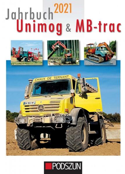 Jahrbuch Unimog & MB-trac 2021