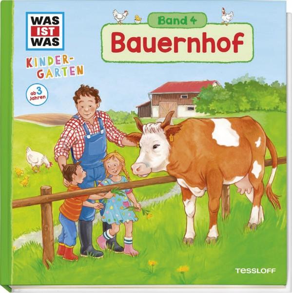 Was ist was Kindergarten: Bauernhof