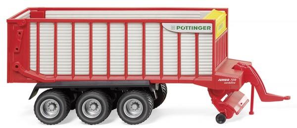 Pöttinger Ladewagen Modell von WIKING 1:87