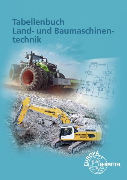 Tabellenbuch – Land- und Baumaschinentechnik