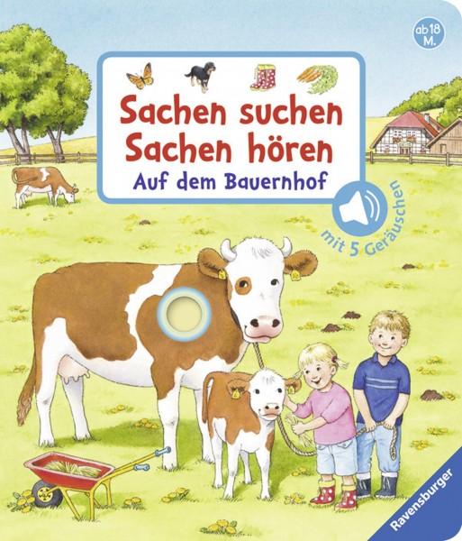 Sachen suchen, Sachen hören: Auf dem Bauernhof