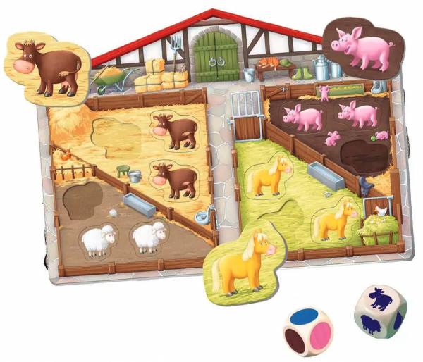 Unser Bauernhof-Spiel von ministeps