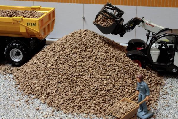 Feldfrucht Rüben 1000-Gramm-Beutel Modell von Brushwood Toys 1:32