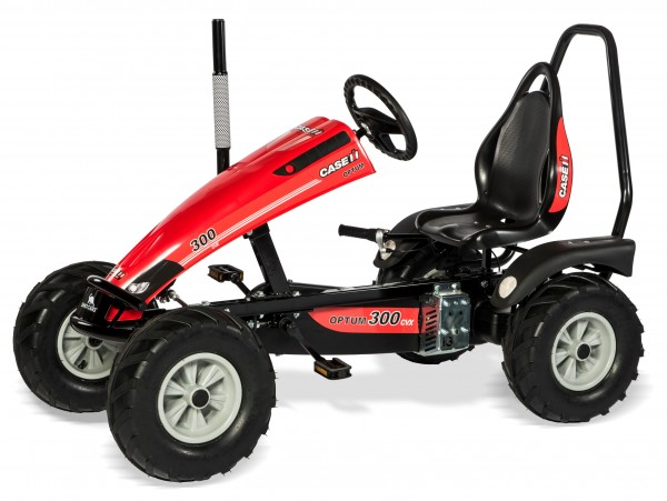 Dino Cars Go-Kart Track BF3 Case IH inkl. Überrollbügel