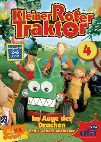 Kleiner Roter Traktor - Kinder-DVD - Teil 4
