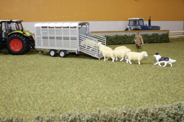 Wiesenmatte (Herbst) Modell von Brushwood Toys 1:32