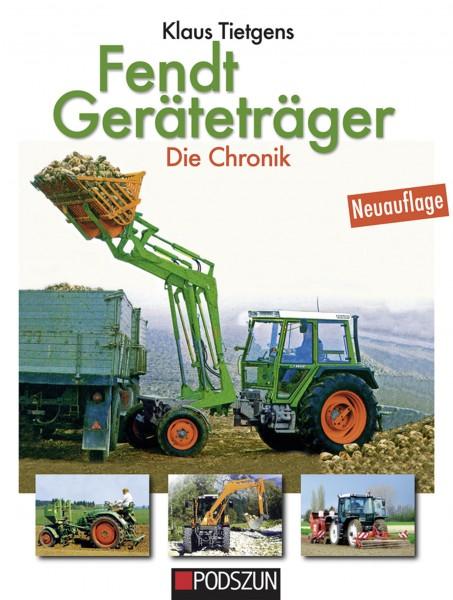 Fendt Geräteträger - Die Chronik