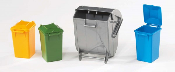 Mülltonnen Set
