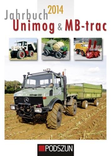 Jahrbuch Unimog & MB-trac 2014