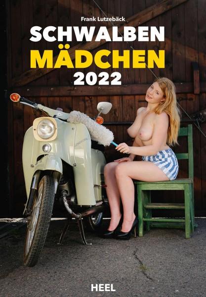 Schwalbenmädchen Monatskalender 2022