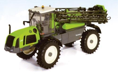 Pflanzenschutzspritze Tecnoma Laser 4240 SF-Pflanzenschutzspritze Modell von Replicagri 1:32