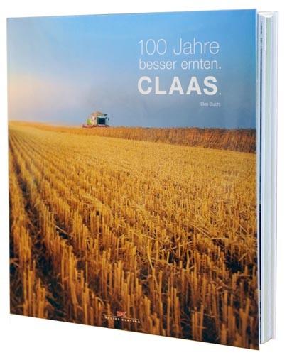 CLAAS – 100 Jahre besser ernten