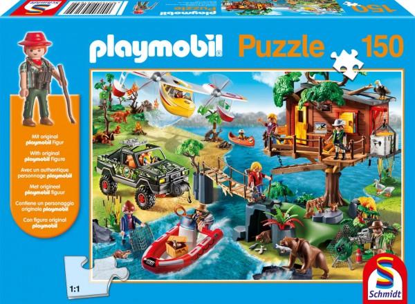Playmobil Baumhaus Puzzle