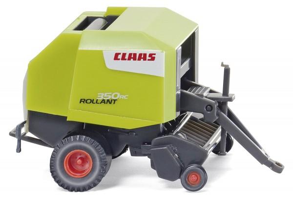 Claas Rundballenpresse Rollant 350 RC Modell von WIKING 1:87