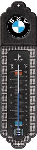 Thermometer BMW schwarz
