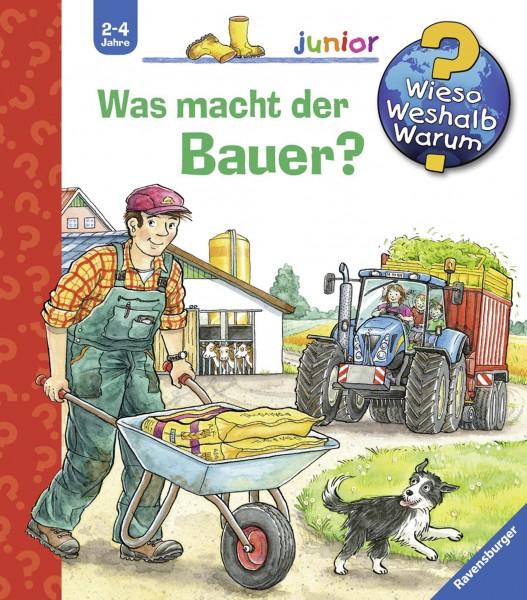 Wieso Weshalb Warum? Junior: Was macht der Bauer?