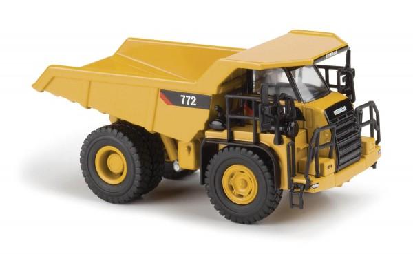 Muldenkipper CAT 772 Modell von DieCast Masters 1:87