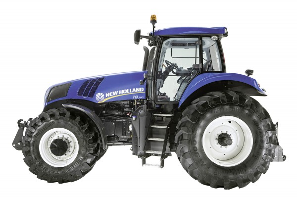 New Holland T8.390 Modell von Siku 1:32