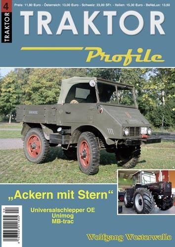 """Traktor Profile """"Ackern mit Stern"""""""