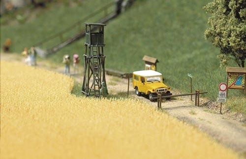 Weizenfeld (Bausatz) Modell von Busch 1:87