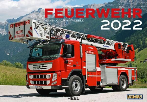 Feuerwehr Monatskalender 2022