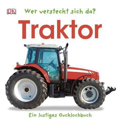Traktor - Wer versteckt sich da?