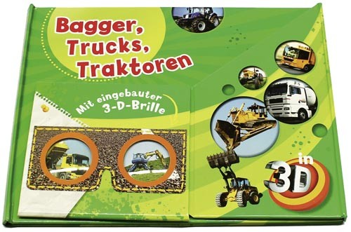 Bagger, Trucks, Traktoren