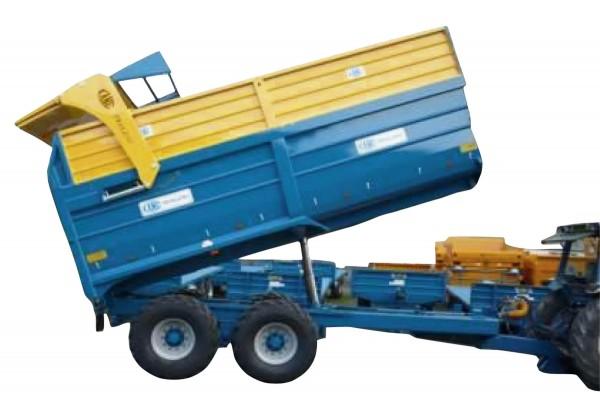 Kane Häckseltransportwagen Modell von Britains 1:32