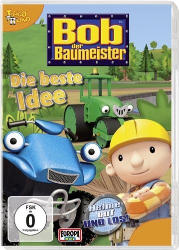 Bob der Baumeister: Die beste Idee (DVD)