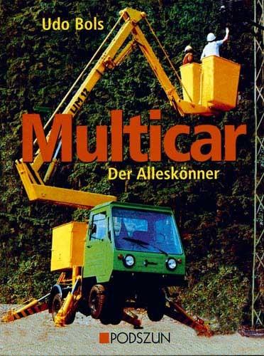 Multicar – Der Alleskönner