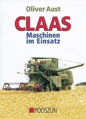Claas Maschinen im Einsatz