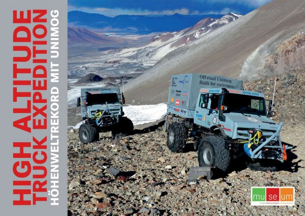 High Altitude Truck Expedition - Höhenweltrekord in Chile