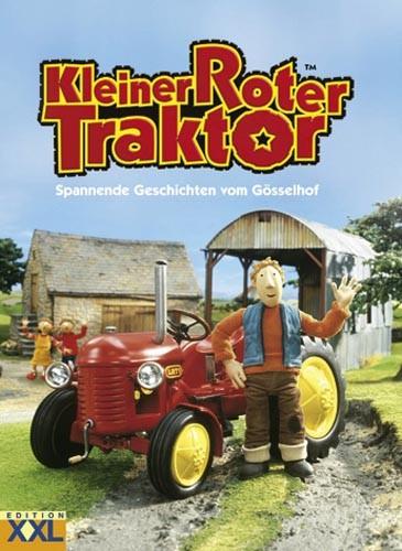 Kleiner roter Traktor – Spannende Geschichten vom Gösselhof
