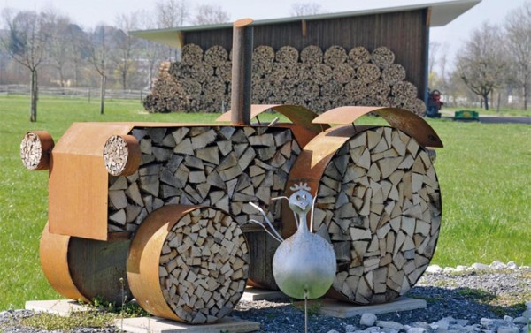 Brennholz – Technik und Ästhetik