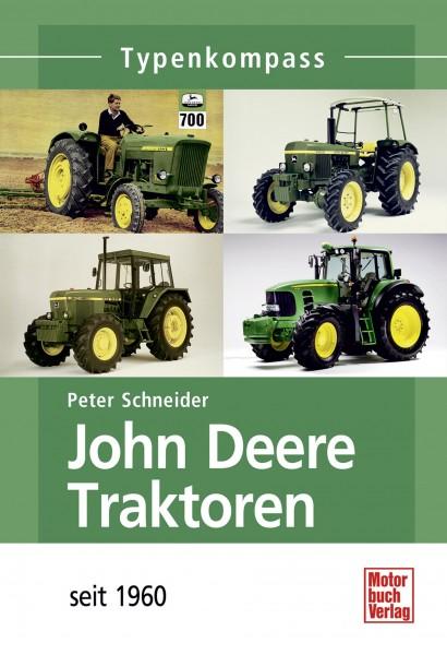 Typenkompass John Deere Traktoren seit 1960