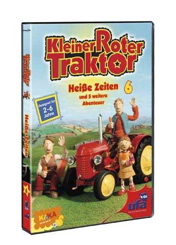 Kleiner Roter Traktor–Heiße Zeiten Teil 6und 5 weitere Geschichten
